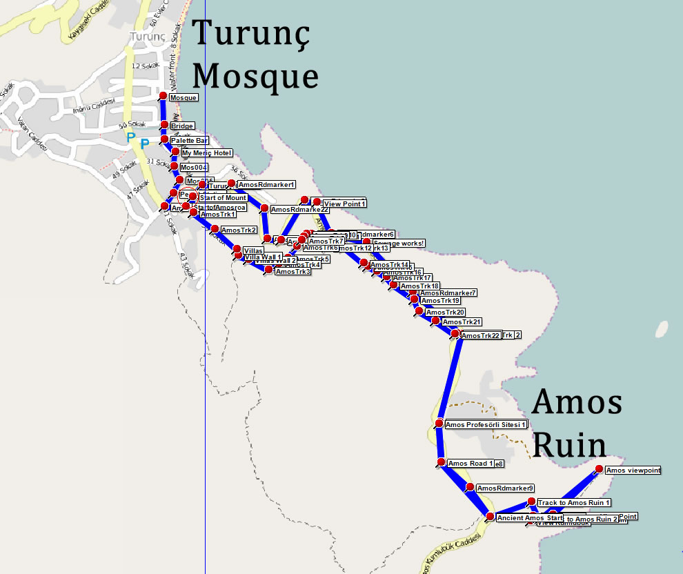Image for Amos Mountain Track
