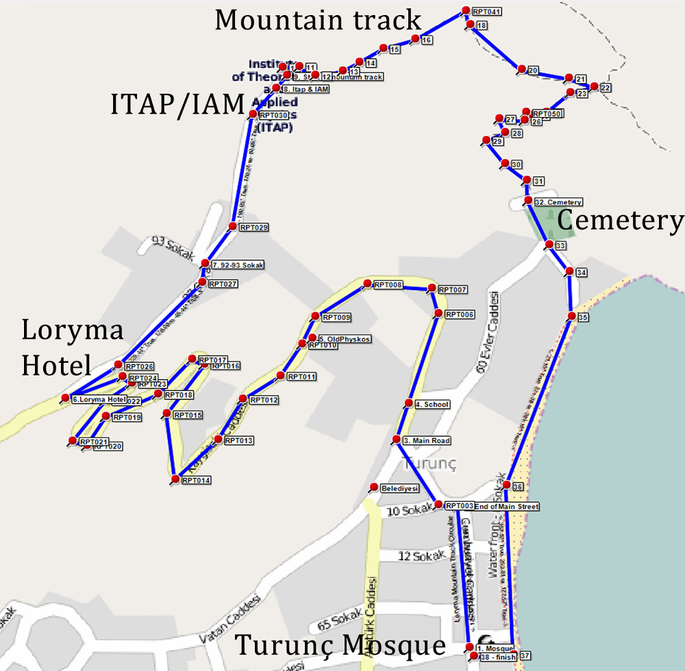 Image for Loryma Mountain Track